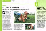 Article du journal Entraid