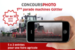 1ère Parade des machines Güttler